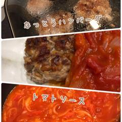 ユーカリ/忘れな草/植物/手作り/トマトソース/納豆ハンバーグ/... ありがとう平成➰ようこそ令和☆  ずっと…(2枚目)