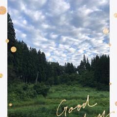 天気/おもしろい/雲が…/秋の空のよう/今日の空/令和の一枚/... 今日の空☆  今日の空には秋の空のような…