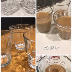 加減が微妙/本格コーヒー/してみましたが…/挑戦/ハンドメイド/手作り/... カフェオレゼリー☆  ゼリー系が作りたく…
