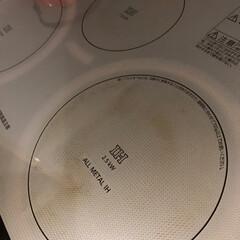 IH/多目的/クレンザー/100均/セリア/キッチン/... 試してびっくり多目的クレンザー☆ まさか…(2枚目)