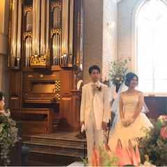 おじいちゃん/姪/仲良し/振袖/結婚式/秋 11月17日茨城にて。 姪の結婚式。 父…