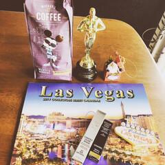 Las Vegas/お土産 娘のアメリカ🇺🇸のお土産。 ノミネートは…