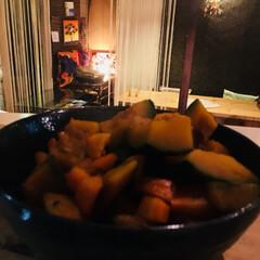 log houseバル 301/身体に優しい料理/ヘルシー/男飯/食欲の秋/秋/... 食欲の秋ですね〜 だいぶ涼しくなって来た…