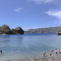 GW/至福のひととき/LIMIAおでかけ部/おでかけワンショット 暑くて今日はBBQと海遊び‼️ 子供達は…(1枚目)