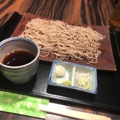 ランチ/蕎麦/フォロー大歓迎/秋/グルメ/フード/... 今日は上野に来ました💕   ランチは鳥良…