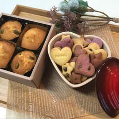 チョコレート/HappyValentine/料理/手作り/マフィン/クッキー/... ◌⑅⃝♡HappyValentine◌*…