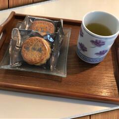 おやつ/お茶/和菓子/秋/スイーツ/グルメ/... 今日の3時のおやつ🍫🍪🍩🍨🍰🍮🍦🍭🍬🍡 …
