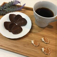 休憩/ティータイム/おやつ/チョコレート/チョコ/コストコ/...  ♡Good morning♡٩(❁>ω…