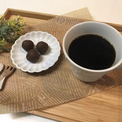 3時のおやつ/ティータイム/コーヒー/oisix/いちごミルクチョコ/平成最後のおやつ/...  ✧ᴴᴱᴸᴸᴼ✧  3時のおやつ⏱  い…