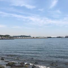 お友達のおうち/海/横浜/令和の一枚/フォロー大歓迎/LIMIAファンクラブ/...  ᴴᴱᴸᴸᴼ¨̮  今日は久しぶりに横浜…