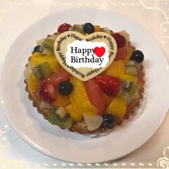 ハッピーバースデー/誕生日/フォロー大歓迎 今日は息子の16歳の誕生日🎂  ✯ℋᵅᵖ…