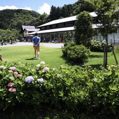 趣味を楽しむ/Cafe/高尾山/おでかけ/住まい/おでかけワンショット 2枚目♡ こちら夏は水遊びできるような場…