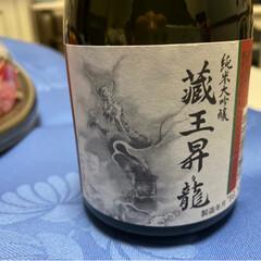 日本酒/マグロ丼 こんばんは(*´ω`*)ノ)) お久しぶ…(2枚目)