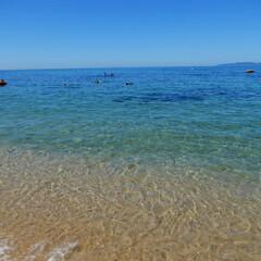 海 今年の海も綺麗でした✨