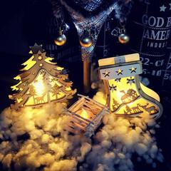ライトアップ/デコレーションライト/イルミネーション/インテリア/クリスマスグッズ/長靴/... Watts(ワッツ)100均ショップで買…