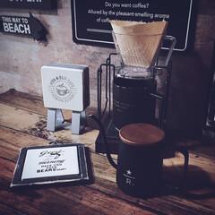 カフェ風デザイン/看板/マグカップ/お家カフェ/コースター/アイデア雑貨/... カフェ風看板を飾って☺️  今年、ロース…