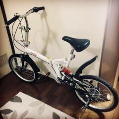 いいねありがとう/貰い物/コカコーラの自転車/自転車/コカコーラ なかなか皆さんのところを 見に行けずじま…
