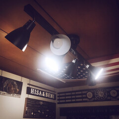 電球/いつもありがとう/ライティング/男前インテリア/インテリア/ライト/... シーリングライト6灯のうち3灯が切れてし…