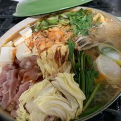 ミツカンキムチ鍋の素/肉豆腐/キムチ鍋/ルクルーゼ/おうちごはん