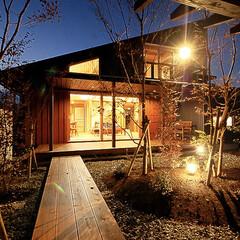 施工例写真/施工事例/施工例/家造り/マイホーム計画中/マイホーム検討中/... ♪庭の施工事例♪⠀ 綺麗な庭をもうワンラ…