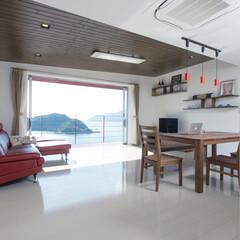 LIXIL/LIXILの窓/リクシル/窓/サッシ/大きな窓/... ♪リビングの施工事例♪⠀ キッチンでお料…