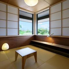 LIXIL/LIXILの窓/リクシル/サッシ/窓/大きな窓/... ♪和室・窓の施工事例♪⠀ コーナー部に広…
