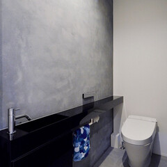 LIXIL/リクシル/INAX/イナックス/サティス/トイレ/... ♪トイレの施工事例♪⠀ トイレには汚れに…(1枚目)