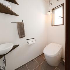 LIXIL/リクシル/INAX/イナックス/トイレ/トイレリフォーム/... ♪トイレの施工事例♪⠀ タンクレストイレ…