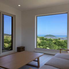 LIXIL/LIXILの窓/リクシル/サッシ/窓/大きな窓/... ♪窓の施工事例♪ 大きな窓に囲まれ、明る…