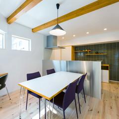 LIXIL/リクシル/リクシルキッチン/キッチン/対面キッチン/対面型キッチン/... ♪ダイニング・キッチンの施工事例♪⠀ ス…
