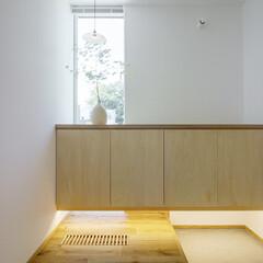 LIXIL/LIXILの窓/リクシル/窓/サーモスX/サッシ/... ♪玄関スペースの施工事例♪⠀ 無駄な線を…