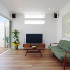 LIXIL/リクシル/明るい家/明るい部屋/明るいリビング/サッシ/... ♪リビング・テラスの施工事例♪⠀ ウッド…