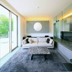 LIXIL/リクシル/窓/大きな窓/インテリア/インテリアデザイン/... ♪窓の施工事例♪⠀ 大開口からの光があふ…