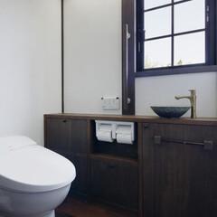 LIXIL/リクシル/INAX/イナックス/トイレ/トイレリフォーム/... ♪トイレの施工事例♪⠀ 上部の間接照明カ…