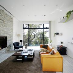 LIXIL/リクシル/窓/明るい部屋/明るい家/明るいリビング/... ♪リビングの施工事例♪⠀ 両親から譲り受…