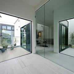 LIXIL/LIXILの窓/リクシル/サッシ/窓/大きな窓/... ♪窓の施工事例♪⠀ 大きな一枚のガラスで…