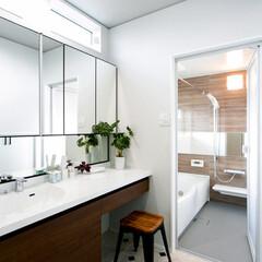 LIXIL/リクシル/洗面化粧台/洗面/洗面所/洗面台/... ♪洗面・バスルームの施工事例♪ 洗面化粧…