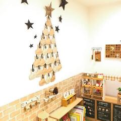 おままごとキッチン/手作り/ハンドメイド/アドベントカレンダー/クリスマス/クリスマス2019/... 3年前に作ったアドベントカレンダーです🎄…