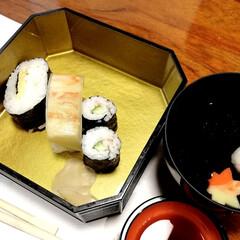 LIMIAおでかけ部/LIMIAごはんクラブ/お吸い物/カニ寿司/おでかけ/暮らし ※撮影投稿許可いただきました。 カニ料理…