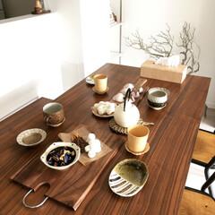 おうちカフェ/おやつ/雑貨大好き/わたしのごはん/おでかけ/スイーツ/... 前投稿より、同じく来客のときの写真です。…