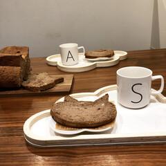 ナチュラルキッチン/LIMIAごはんクラブ/猫/にゃんこ同好会/グルメ/フード/... 前の写真に投稿した猫パン、早速開けました…