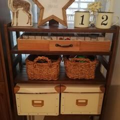 IKEA/子供部屋/貯金箱/Francfranc/インテリア/令和元年フォト投稿キャンペーン/...  ここは子供部屋の収納の一部になります。…