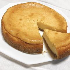 おうちカフェ 自宅にいる事が増えたので、チーズケーキと…(2枚目)