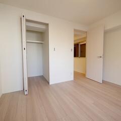 元和室/洋室/WIC/ウォークインクローゼット 元和室はWICも備わった洋室にリフォーム。