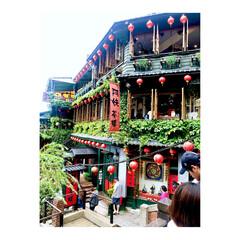 旅行 台湾旅行 千と千尋の神隠しの舞台へ
