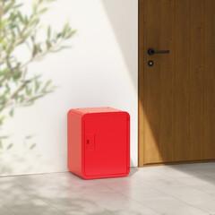 ナスタ/ネットショッピング/宅配ボックス/荷物受け取り/スマポ 宅配ボックスを自宅に設置するだけで、日々…