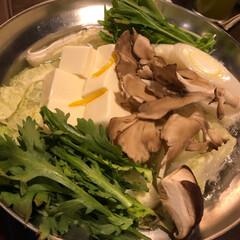 大好き/お酒/飲みすぎ/湯豆腐/フォロー大歓迎/冬/... 湯豆腐です! 冬は湯豆腐に限る〜!と思っ…