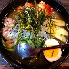 不本意の休肝/サリーちゃん休肝ウィーク/韓国料理/冷麺/ホワイトデー/LIMIAごはんクラブ/... ハッピーホワイトデー👼  今日は、会社の…