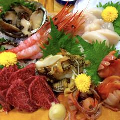 日本酒/LIMIAおでかけ部/LIMIAごはんクラブ/ビール/お刺身/フォロー大歓迎/... 見てください〜〜〜!!! この宝の山〜〜…