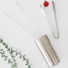 eaトco/キッチン収納/キッチン雑貨/キッチンツール/料理/スタイリッシュ/... シンプルで使いやすい、キッチンツール  …(1枚目)
